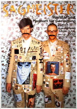 Zurich Museum of Design – Sagmeister, Sagmeister Inc.