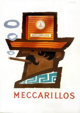 MECCARILLOS – Cigarillos, Donald Brun