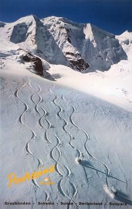 Pontresina – Engadin – Graubünden – Schweiz – Suisse – Switzerland – Svizzera, C. Filli