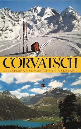 CORVATSCH – Silvaplana – St. Moritz – Switzerland, Heinrich Steiner
