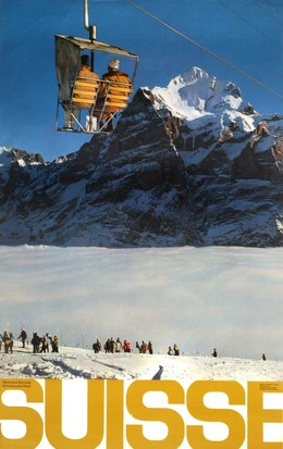 SUISSE – Oberland Bernois – Grindelwald First, Philipp Giegel