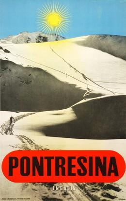 PONTRESINA, C.B. Saratz