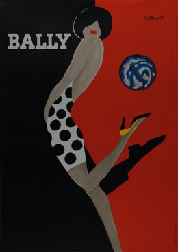 BALLY, Bernard Villemot