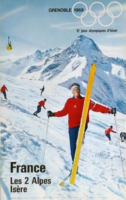 Grenobles 1968 – Olympic Winter Games, Ph. Machatschek