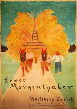 Ernst Morgenthaler – Wolfsberg Zürich, Ernst Morgenthaler