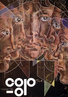 Coop – 75 Jahre VSK, Hans Erni