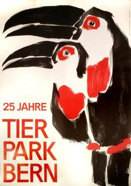 25 JAHRE TIERPARK BERN, B Wyss
