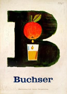 Buchser – Obstverwertung Herzogenbuchsee, Celestino Piatti