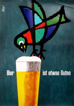Bier ist etwas Gutes, Celestino Piatti
