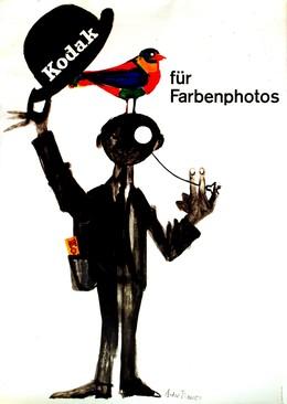 Kodak für Farbenphotos, André François