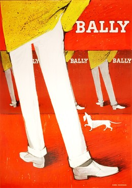 BALLY, Pierre Augsburger