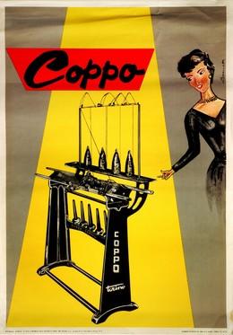 Coppo Torino – Macchine da cucire, Bonellotti