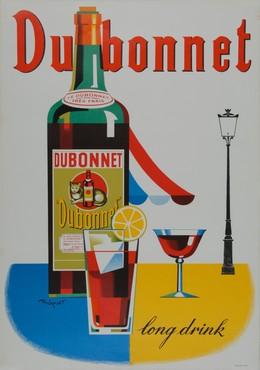 Dubonnet – long drink, Françis Andruet