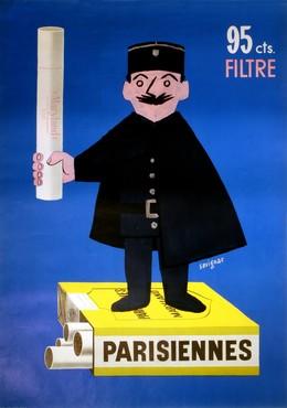 PARISIENNES, Reymond Savignac