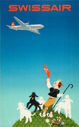Swiss Air Lines, Donald Brun