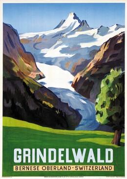 GRINDELWALD – Bernese Oberland, Hans Jegerlehner