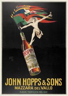 John Hopps & Sons – Mazara del Vallo, Mario Bazzi