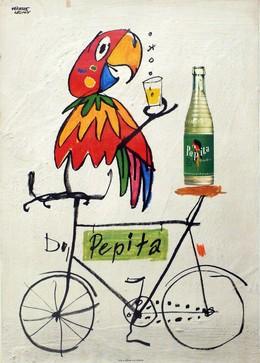 Pepita – Das beste Grapefruit Getränk, Herbert Leupin