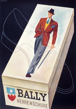 BALLY – HERRENSCHUHE, Franco Barberis