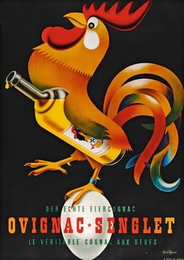 Ovignac Senglet – The real Egg Cognac, Edi Hauri