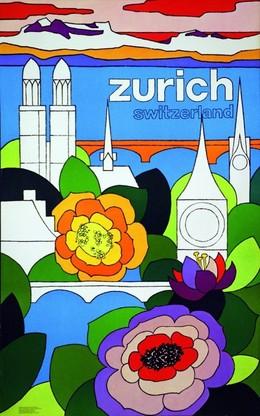 Zurich Switzerland, Angelica Grazioli