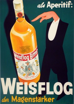 Weisflog as Aperitif, Artist unknown