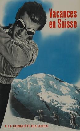 Vacances en Suisse, Hans Aeschbach