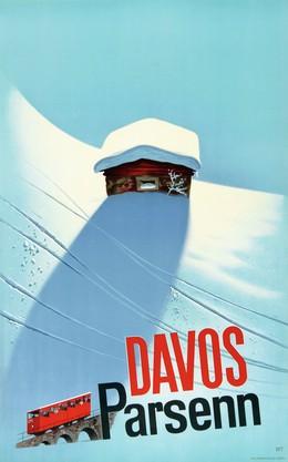 DAVOS Parsenn, Willy Trapp