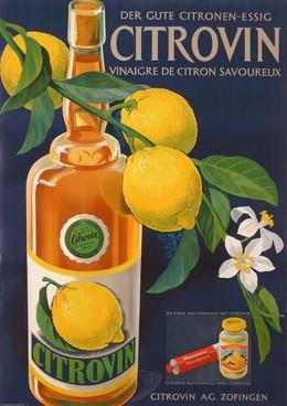 CITROVIN – Vinegar, Artist unknown