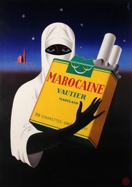 MAROCAINE VAUTIER Maryland, André Simon