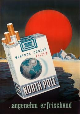 NORTH POLE ..angenehm erfrischend, Artist unknown