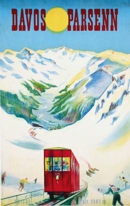 DAVOS PARSENN – alt. 2663.m, Pierre Monnerat