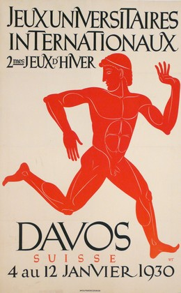 2nd International University Games Davos 1930, Willy Trapp