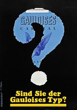 Sind Sie der Gauloises Typ?, Hans Looser