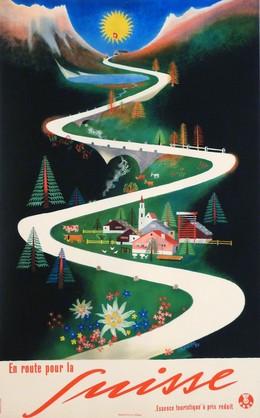 En route pour la Suisse, Alois Carigiet