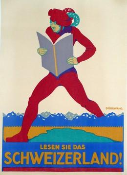 LESEN SIE DAS SCHWEIZERLAND, Rudolf Dürrwang