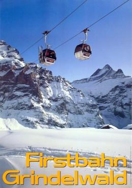 Firstbahn – Grindelwald, S. (Photo) Eigstler