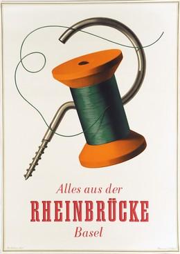 Alles aus der RHEINBRÜCKE Basel, Peter Birkhäuser