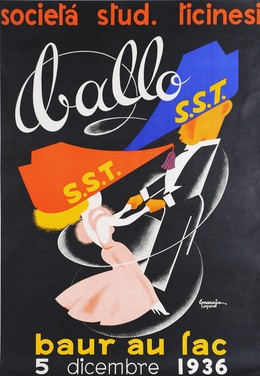 Baur au Lac – Societa stud. ticinesi ballo 1936, L. Marajan
