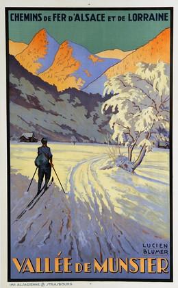 French Railways – Munster Valley, Lucien Blumer