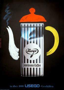 Usego Jubiläums-Kaffee, Hanspeter Rolly