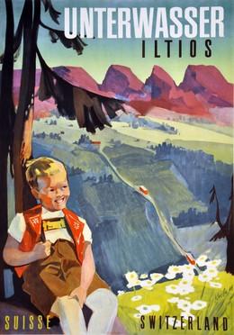 UNTERWASSER – ILTIOS Suisse – Switzerland, Alfred Koella