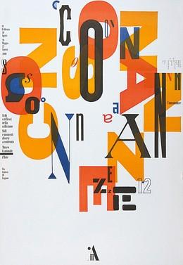 Museo Cantonale d'Arte Lugano – Consonanze, Bruno Monguzzi