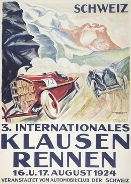 3. Internationales Klausenrennen