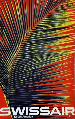 SWISSAIR – South America, Manfred Bingler