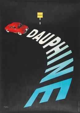 RENAULT Dauphine, Herbert Leupin