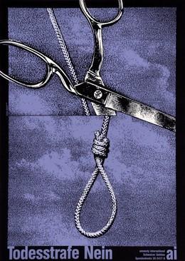 Todesstrafe Nein. Amnesty International., Stephan Bundi