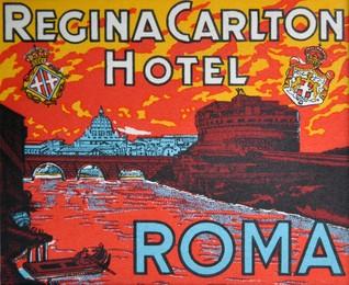 Regina Carlton Hotel Roma, Artist unknown