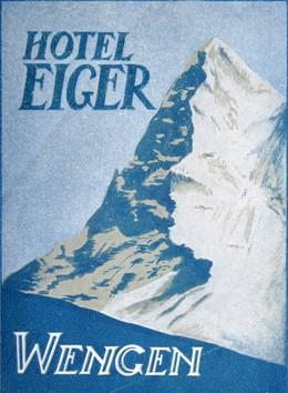 Hotel Eiger Wengen, Artist unknown