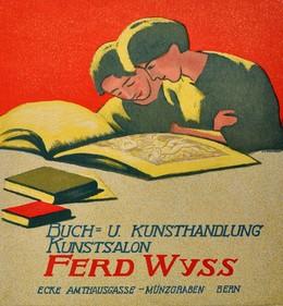 Buch- u. Kunsthandlung Kunstsalon Ferd Wyss Bern, Emil Cardinaux